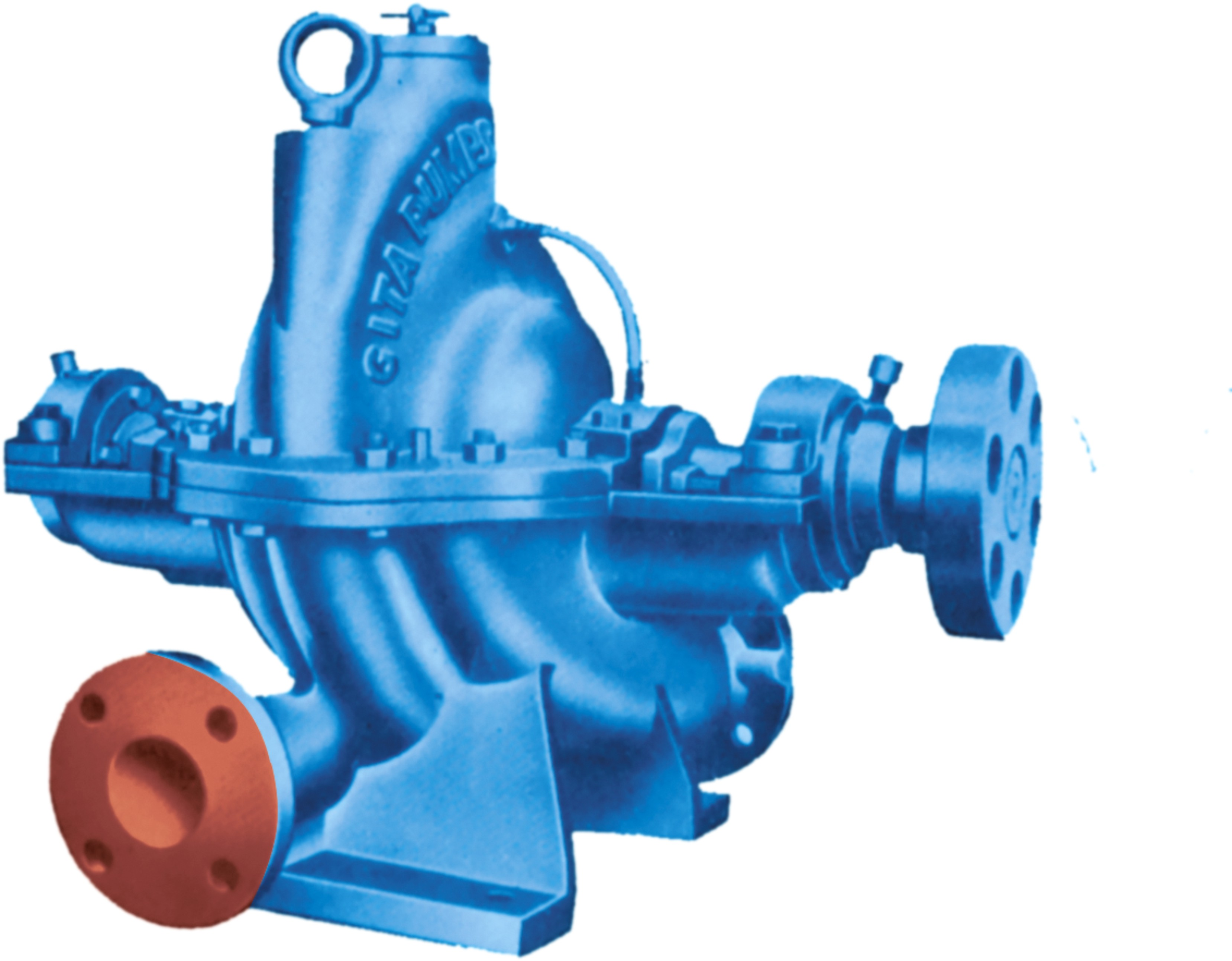 Horizontal pump: types and specifications